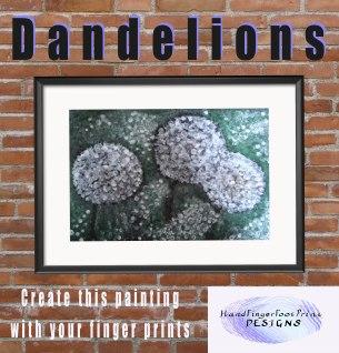 Create Dandelions